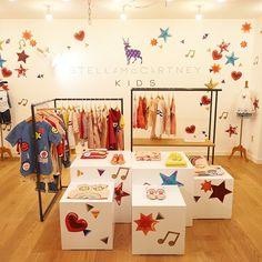 littleground X StellamcCartneykids pop up store  #littleground #리틀그라운드…