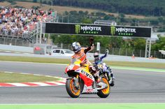 Pedrosa, Catalunya MotoGP Race 2014