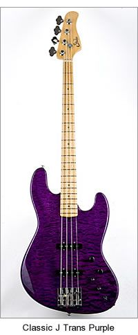 Bass Guitar plus it's purple    Definitely one of the most sexiest instruments out there