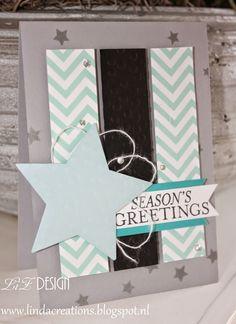 LiZ Design: Christmas Stars!