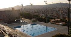 Olympic Pool Barcelona
