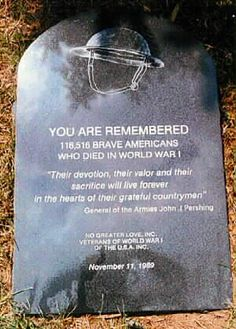 """World War I Memorial At Arlington. The World War One Memorial   Arlington National Cemetery     This memorial is located in Section 34 of Arlington National Cemetery, near the graves of General John J. Pershing and many of his """"doughboys."""""""