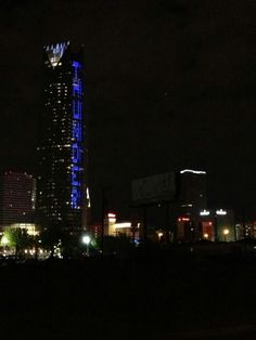 Devon tower is Thundered up!
