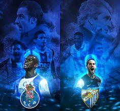 Champions League 2013 - Porto vs Malaga