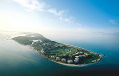 South Seas Island Resort is a great place to get away from it all.