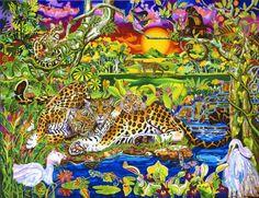 Jungle Cats (221 pieces)