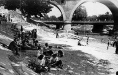 Puente de los Franceses. 1954