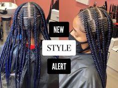 Braided Cornrow Hairstyles, Big Box Braids Hairstyles, Black Girl Braided Hairstyles, African Braids Hairstyles, Twa Hairstyles, Trending Hairstyles, Protective Hairstyles, Protective Styles, Quick Braids