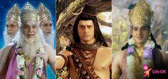 Lord Brahma, Mahadev and Vishnu!