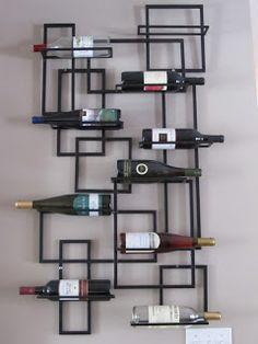 Wine Rack Vertical Storage