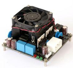 Free Ship 1000W 1000w 1kW Class D Audio Amplifier Board medical car audio power amplifier industrial plate super power hifi