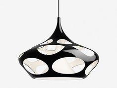 'space time' lamp developed for swedish lighting manufacturer Zero. 2011 Karim Rashid