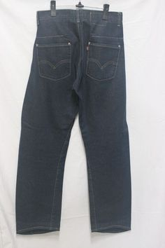 911c416ee4b9c VINTAGE MENS ENGINEERED Levis jeans RELAXE Denim w30 L30 made in JAPAN  f-111