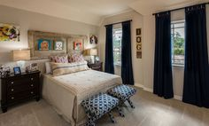 Coventry Homes   secondary bedroom