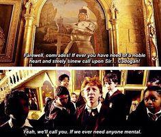 Harry Potter & the Prisoner of Azkaban.