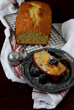 Super Easy Dessert For Entertaining: Dorie Greenspan's Mediterranean Yogurt Cake