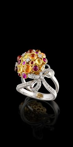 Rosamaria G Frangini | High Colorful Jewellery | Master Exclusive Jewellery - Collection - Kaleidoscope
