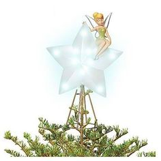 Pittsburgh Steelers Tree Topper With Rotating Action
