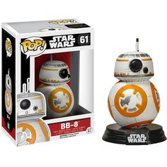 544efce773a4 Star Wars The Force Awakens BB-8 Pop! Vinyl Figure