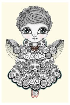 Finders Keepers by daniellereck on Etsy, $35.00