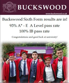 great A level results at Buckswood boarding school!  #best #school #advice #brexit #ukboarding #education