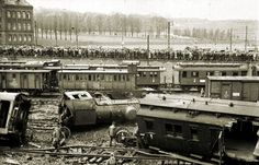 Danzig, Train, Zug, Strollers