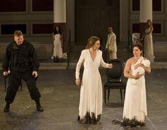 modern interpretations of greek theater | Theater Review: Trojan Women Plays At Getty Villa | Neon Tommy