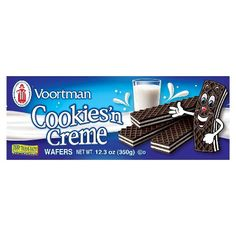 12.3 Each VOORTMAN Cookies And Bars
