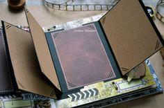 Здравствуйте, девочки)   Сегодня я с мужским альбомом из товаров  LAE   Размер альбома 21х21 см и имеет 8 страничек.   Много разных раскл...
