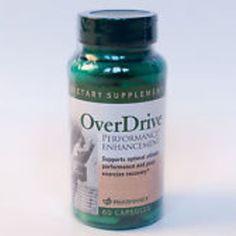 Nu skin pharmanex nuskin overdrive 60 capsules