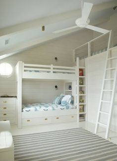 loft design for kids bedroom