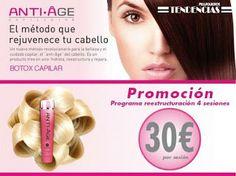 TENDENCIAS PELUQUEROS: Botox Capilar