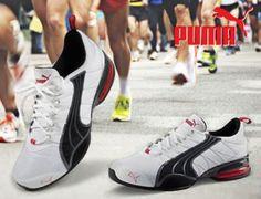 Chicos deportistas: vuestros pies necesitan estar cómodos y seguros cuando practicas ejercicio; necesitan las zapatillas Running Shoe Voltaic II de Puma.