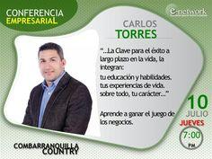 Carlos Torres 10 de Julio