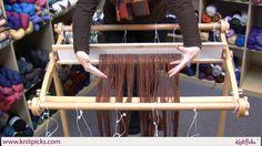 Kelleys Rigid Heddle Weaving Class - Part 7: Prepping the Loom