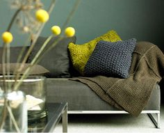 Knit_Interior_Inspiration2 by renee-marie, via Flickr