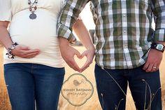 Ideias para fotos de grávida.