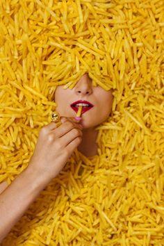 :: Elena Jimenez, 'Pop Food' ::