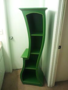 Whimsical Bookcase: would like this in classroom or future office