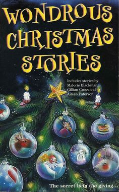 """1997 """"Wondrous Christmas Stories"""" Scholastic anthology  ( including """"Sparrow's Special Christmas"""")"""