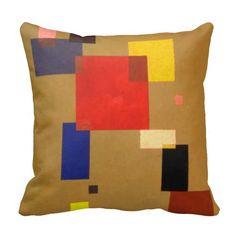 Kandinsky Abstract Thirteen Rectangles