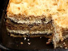 Prajitura prajiturilor - Sectiune Spanakopita, Good Food, Food And Drink, Pie, Ice Cream, Sweets, Ethnic Recipes, Desserts, Home