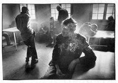 photographs of insane asylums from the 1800s | patients in a mental health asylum (via vetlife2005 )