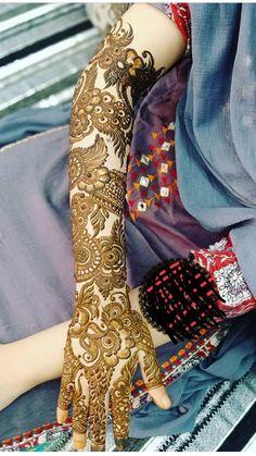 Khafif Mehndi Design, Rose Mehndi Designs, Stylish Mehndi Designs, Latest Bridal Mehndi Designs, Full Hand Mehndi Designs, Mehndi Designs 2018, Henna Art Designs, Mehndi Design Photos, Wedding Mehndi Designs