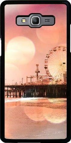 Hülle für Samsung Galaxy A5 (SM-A500) - Funkelnden Rosa Pier: Amazon.de: Elektronik