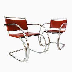 Antike Cabaret Fledermaus Stühle von Josef Hoffmann für Jacob ...