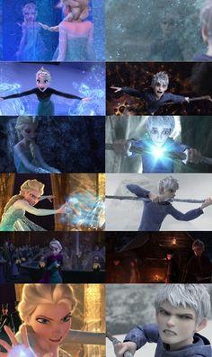Elsa Jack Frost