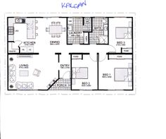 Kalgan 3 bedroom house