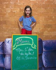 Hoje nossa princesa Marrie inicia uma nova fase na vida que seja abençoada e contagie a todos com seu amor e alegria. Te amo e estou orgulhoso de quem você é princesinha do Papai.