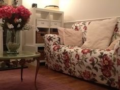 63 awesome floral sofa images armchair floral couch home decor rh pinterest com